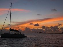 Sunset at Annagada