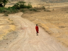 Lone Masai