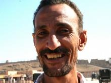 Man Near Aswan
