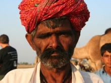 Camel Owner, Pushkar Camel Fair