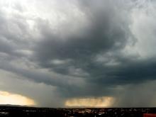 Sante Fe Thunderstorms