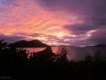 Cooper Island Sunset