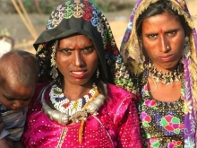Women, Pushkar Camel Fair