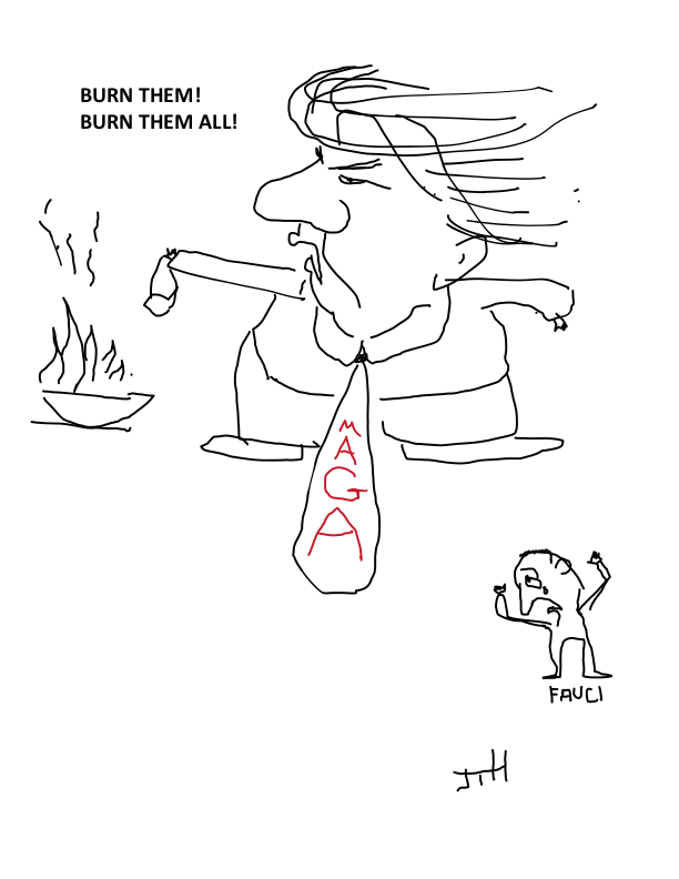 Fauxtoon 2 - Burn Them!